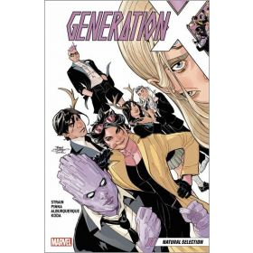 Generation X Vol. 1: Natural Selection (Paperback)