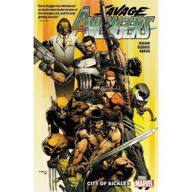Savage Avengers Vol. 1: City of Sickles (Paperback)