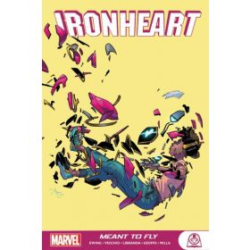 Ironheart: Meant to Fly (Paperback)