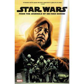 Star Wars: From the Journals of Obi-Wan Kenobi (Paperback)