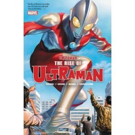 Ultraman, Vol. 1: The Rise of Ultraman (Paperback)