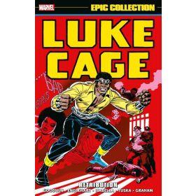 Luke Cage Epic Collection: Retribution (Paperback)