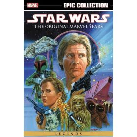 Star Wars Legends Epic Collection: The Original Marvel Years, Vol. 5 (Paperback)