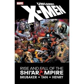 Uncanny X-Men: The Rise and Fall of the Shi'ar Empire (Paperback)