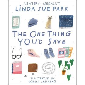 The One Thing You'd Save (Hardcover)