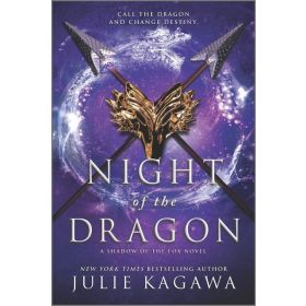 Night of the Dragon: Shadow of the Fox, Book 3 (Paperback)