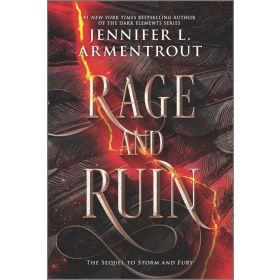 Rage and Ruin: The Harbinger Series, Book 2 (Paperback)