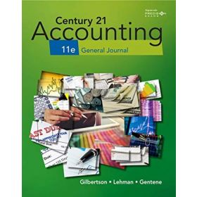 Century 21 Accounting: General Journal, 11th Edition (Hardcover)
