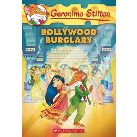 Bollywood Burglary: Geronimo Stilton, Book 65 (Paperback)