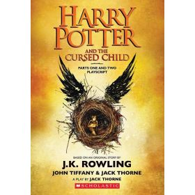 Harry Potter and the Cursed Child, Parts One and Two: The Official Playscript of the Original West End Production (Paperback)