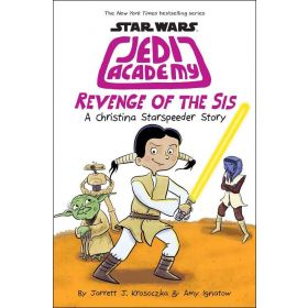 Revenge Of The Sis: Star Wars, Jedi Academy, Book 7 (Hardcover)
