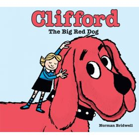 Clifford the Big Red Dog (Hardcover)