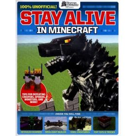 LEGO GamesMaster Presents: Stay Alive in Minecraft! (Paperback)
