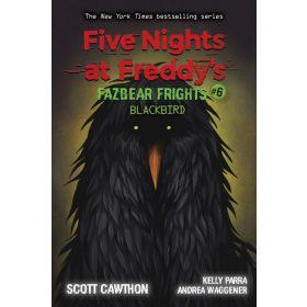 Blackbird, Five Nights at Freddy's: Fazbear Frights, Book 6 (Paperback)
