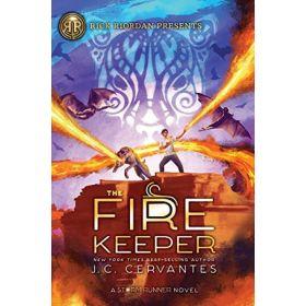 The Fire Keeper: A Storm Runner Novel, Book 2 (Paperback)