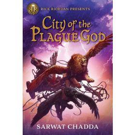 City of the Plague God, Rick Riordan Presents (Hardcover)