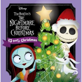 The Nightmare Before Christmas 13 Days of Christmas (Hardcover)