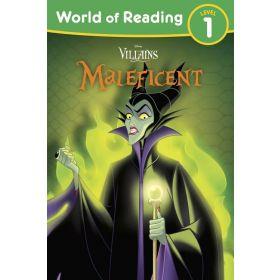Maleficent: Disney Villains: World of Reading, Level 1 (Paperback)