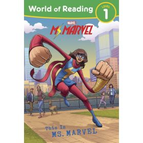 This is Ms. Marvel: World of Reading, Level 1 (Paperback)