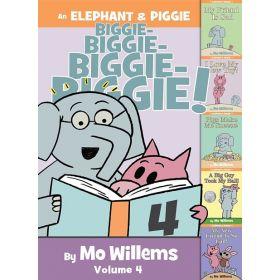 An Elephant & Piggie Biggie! Vol. 4 (Hardcover)