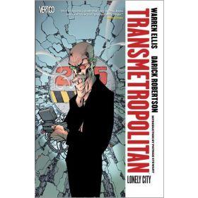 Transmetropolitan Vol. 5: Lonely City, New Edition (Paperback)