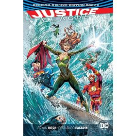 Justice League: The Rebirth Deluxe Edition, Book 2 (Hardcover)