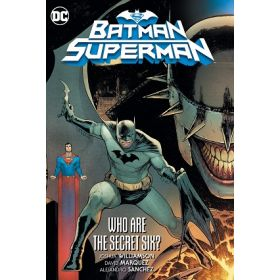 Batman/Superman: Who are the Secret Six?, Vol. 1 (Hardcover)