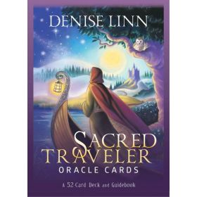 Sacred Traveler Oracle Cards: A 52-Card Deck and Guidebook (Cards)