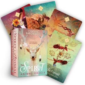 The Spirit Animal Oracle (Cards)