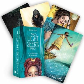 The Light Seer's Tarot: A 78-Card Deck & Guidebook (Boxed Kit) (Cards)