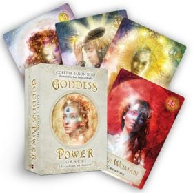 Goddess Power Oracle: Deck and Guidebook Boxed Kit (Cards)