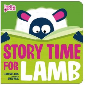 Story Time for Lamb, Hello Genius (Board Book)