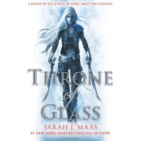 Throne of Glass, Book 1 (Paperback)