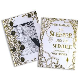 The Sleeper and the Spindle, Deluxe Edition (Hardcover)