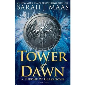 Tower of Dawn: The Throne of Glass, Book 6 (Paperback)
