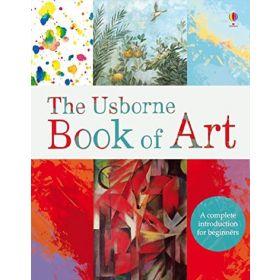 The Usborne Book of Art (Paperback)