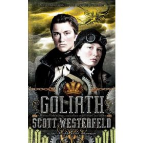 Goliath: Leviathan Trilogy, Book 3 (Paperback)