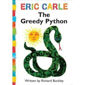 The Greedy Python (Board Book)