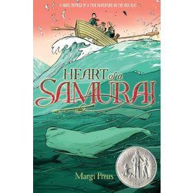 Heart of a Samurai (Paperback)