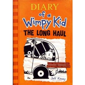 The Long Haul: Diary of a Wimpy Kid, Book 9, International Edition (Paperback)