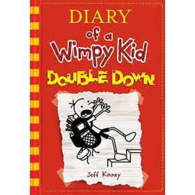 Double Down: Diary of a Wimpy Kid, Book 11 (Hardcover)