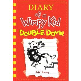 Double Down: Diary of a Wimpy Kid, Book 11 (Paperback)
