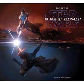 The Rise of Skywalker: The Art of Star Wars (Hardcover)