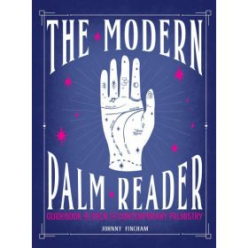 The Modern Palm Reader: Guidebook & Card Set (Mixed Media Product)