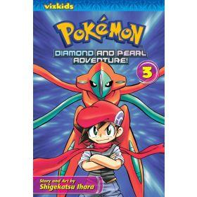 Pokémon Diamond and Pearl Adventure!, Vol. 3 (Paperback)