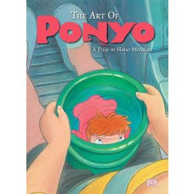 The Art of Ponyo (Hardcover)