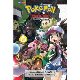 Pokémon Adventures: Black and White, Vol. 8 (Paperback)