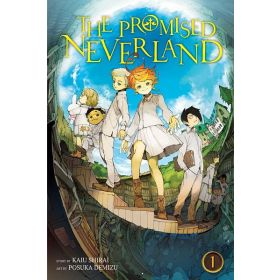The Promised Neverland, Vol. 1 (Paperback)