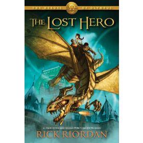 The Lost Hero: Heroes of Olympus, Book 1 (Paperback)