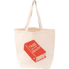LoveLit: Take Me to the Beach Tote Bag